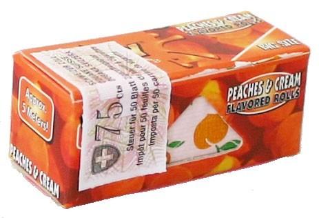 Juicy Jays Peaches Cream
