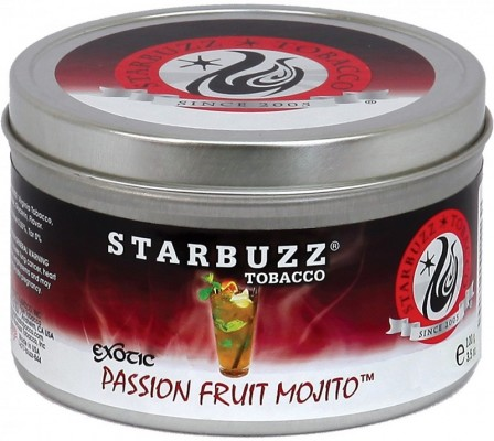 Starbuzz Exotic Passion Fruit Mojito 250 g