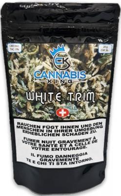 Cannabis King - White Trim