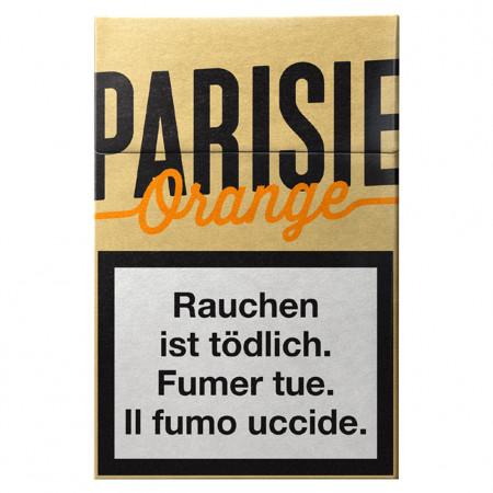 Parisienne add free Orange Box