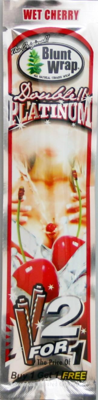 Blunt Wrap Platinum Wet Cherry