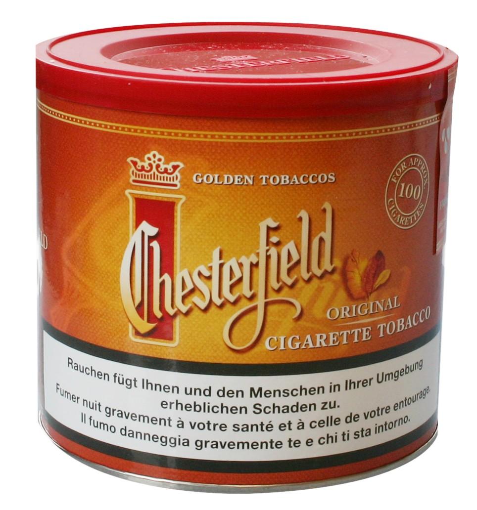 Chesterfield Original Dose