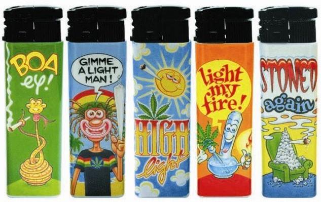 Feuerzeug Funny