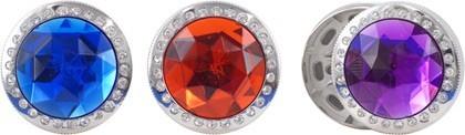 Grinder mit Diamant Diamant silber