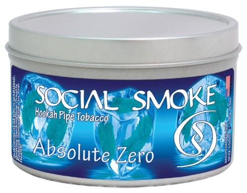 Social Smoke Absolute Zero