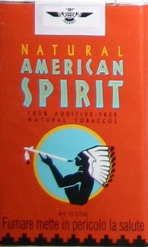 American Spirit Rot