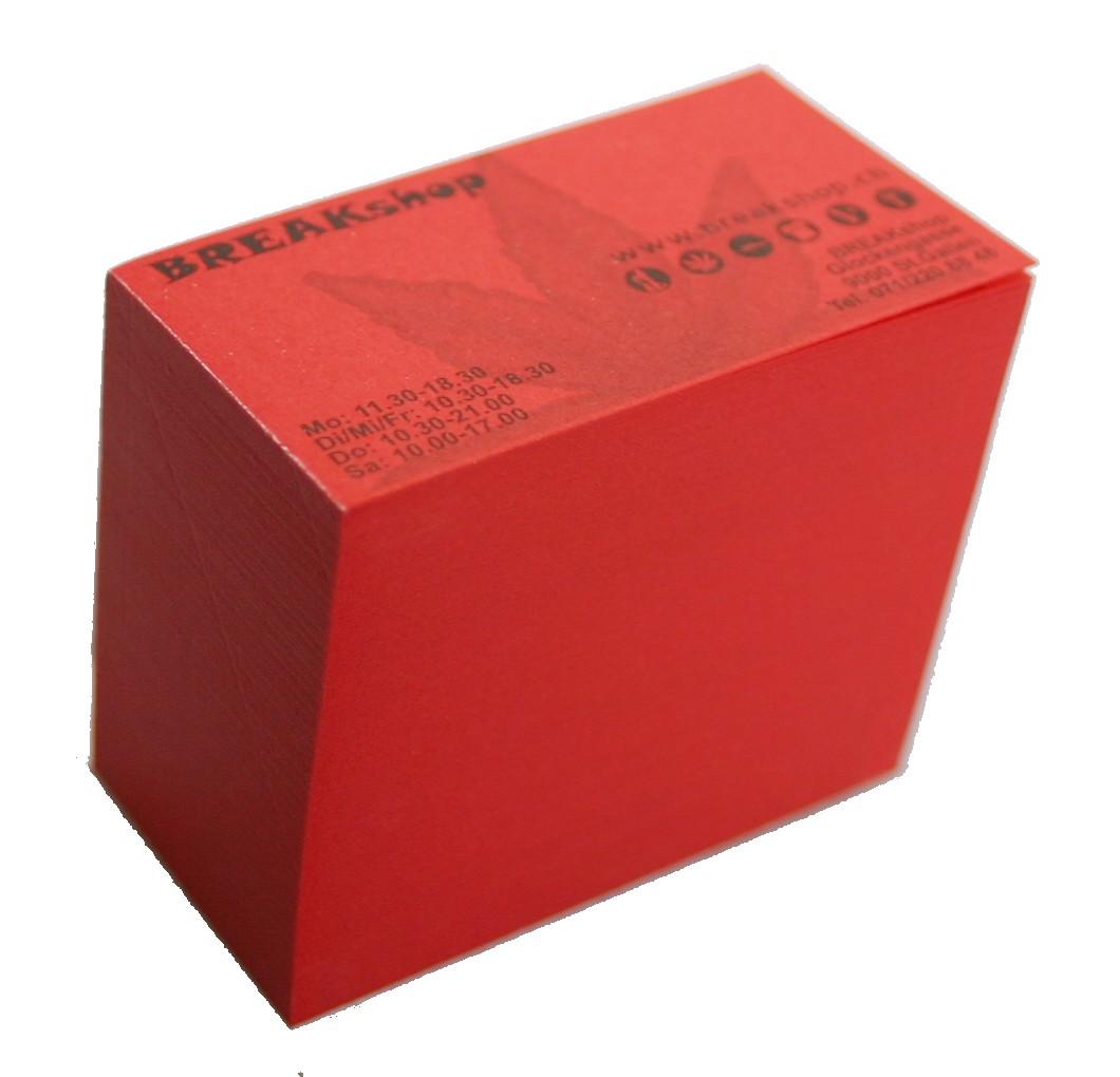 BREAKshop Filter Rot