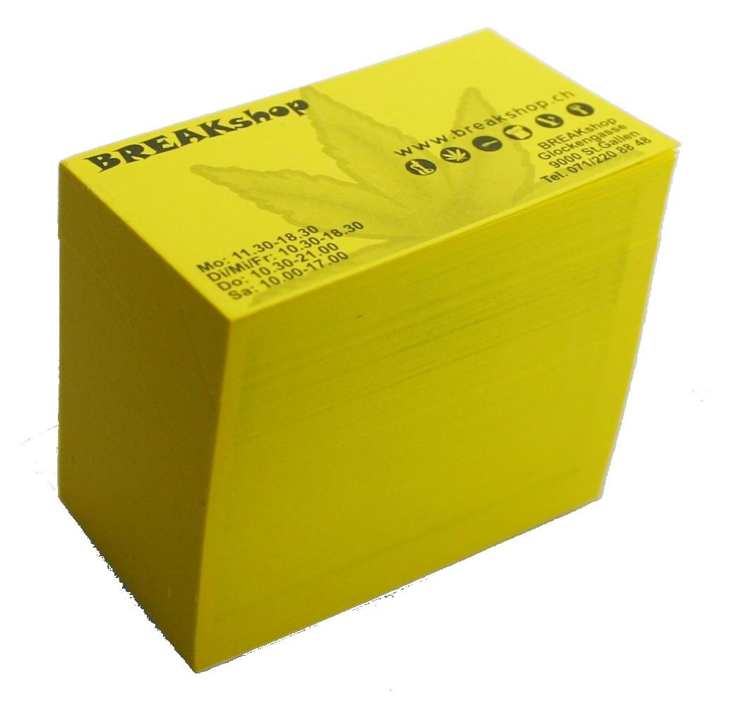 BREAKshop Filter Gelb