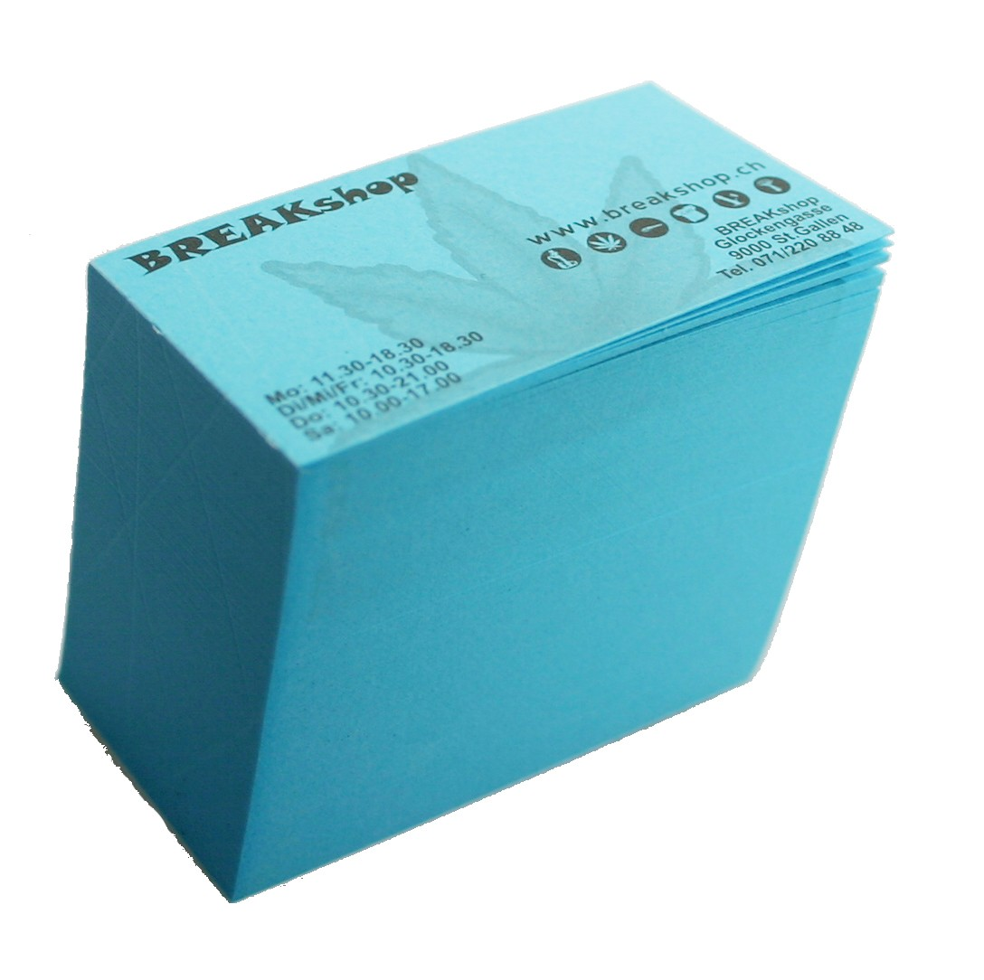 BREAKshop Filter Blau