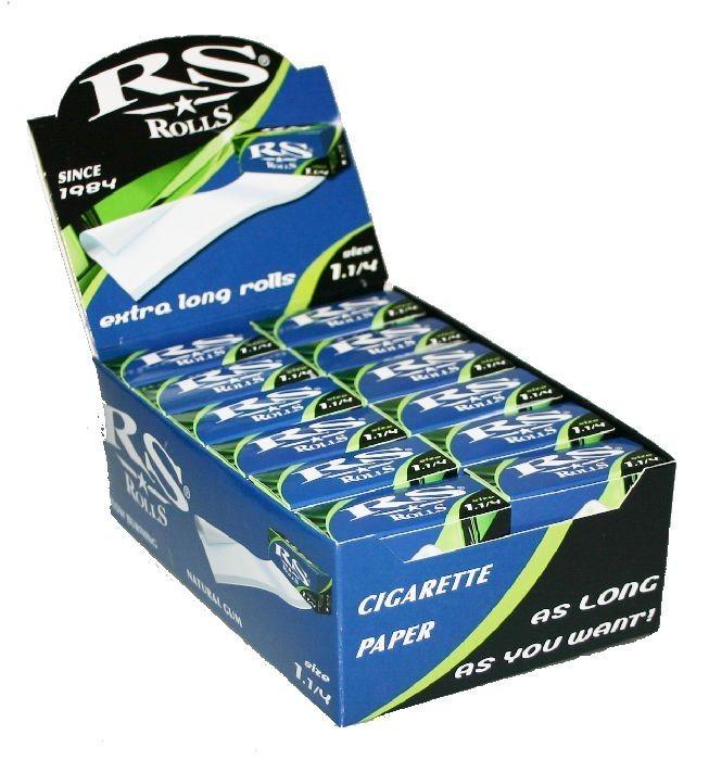 RS Rolls 1.1/4 grün
