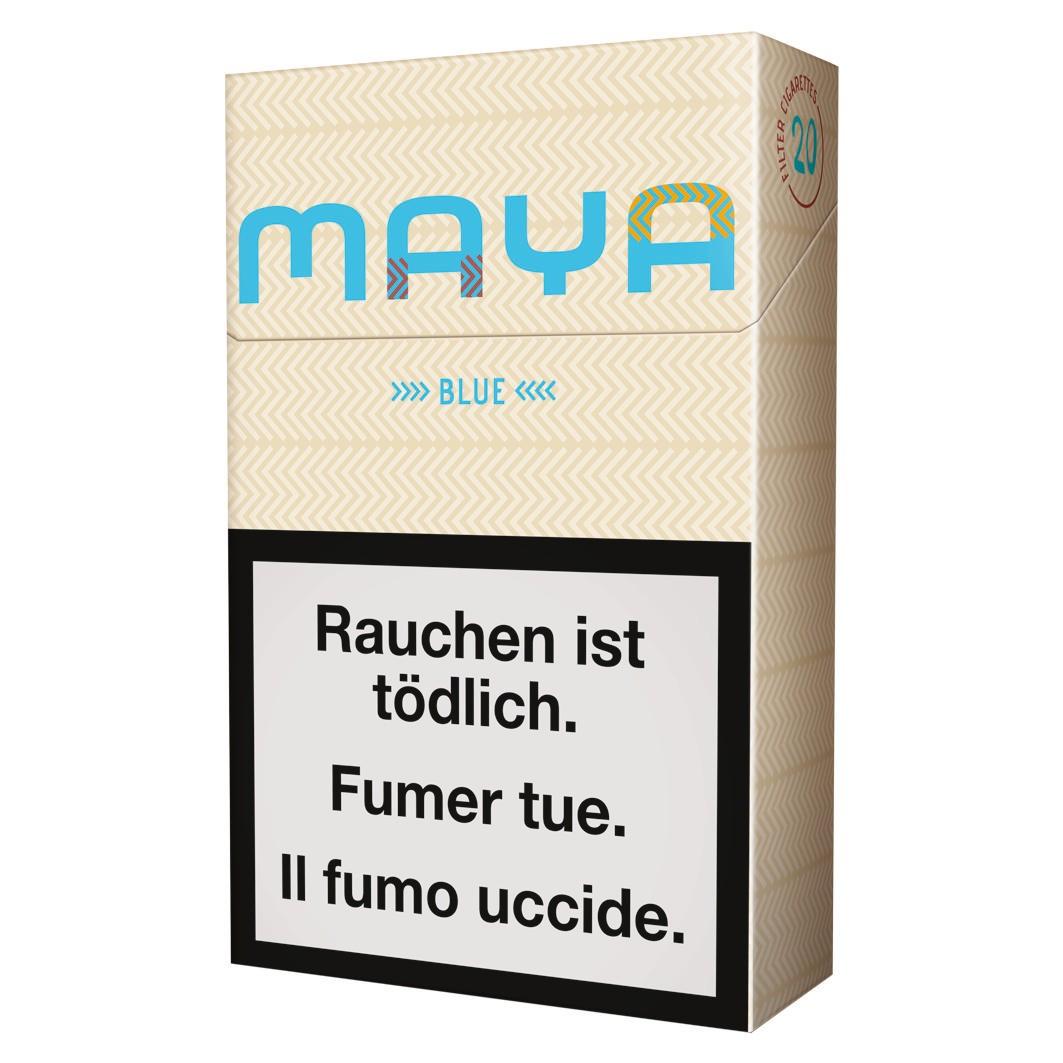 Maya Blue Box