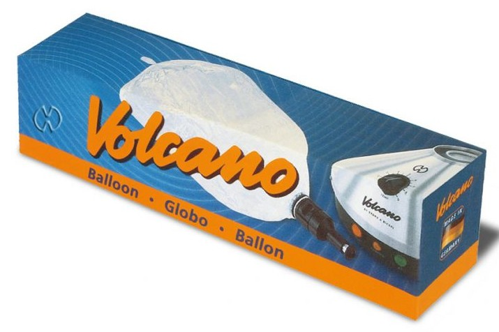 Volcano Ballonschlauch