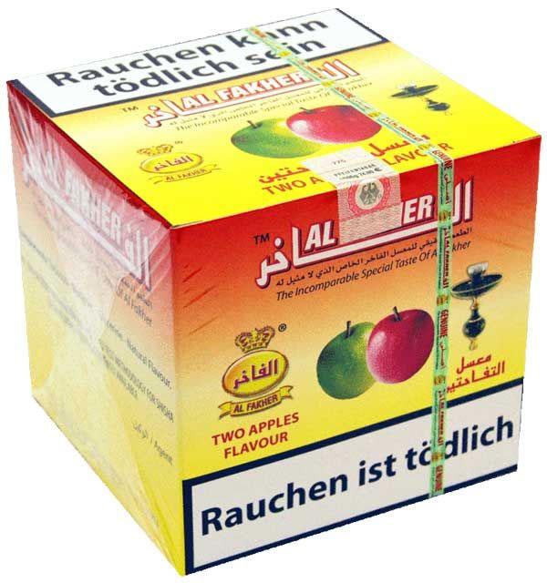 Al Fakher Doppel Apfel 1kg