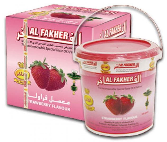 Al Fakher Erdbeeren 1kg