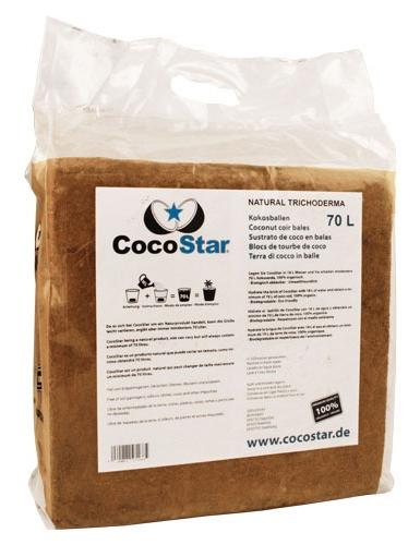 CocoStar Kokosballenl 70 l