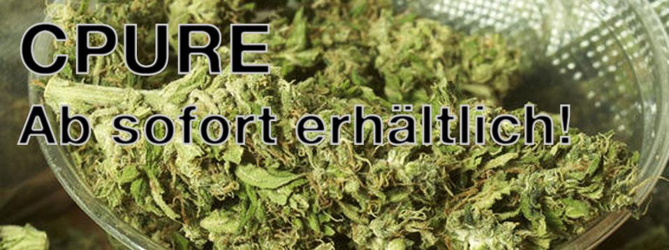 CPure CBD Cannabis Tabakersatz 10g