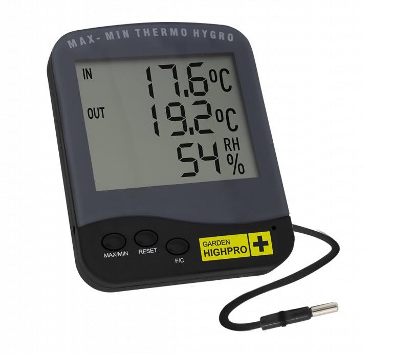 PROHYGRO Hygrothermo Premium Hygro- Thermometer