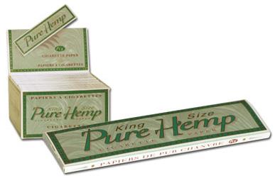 Pure Hemp KingSize Rolling Papers