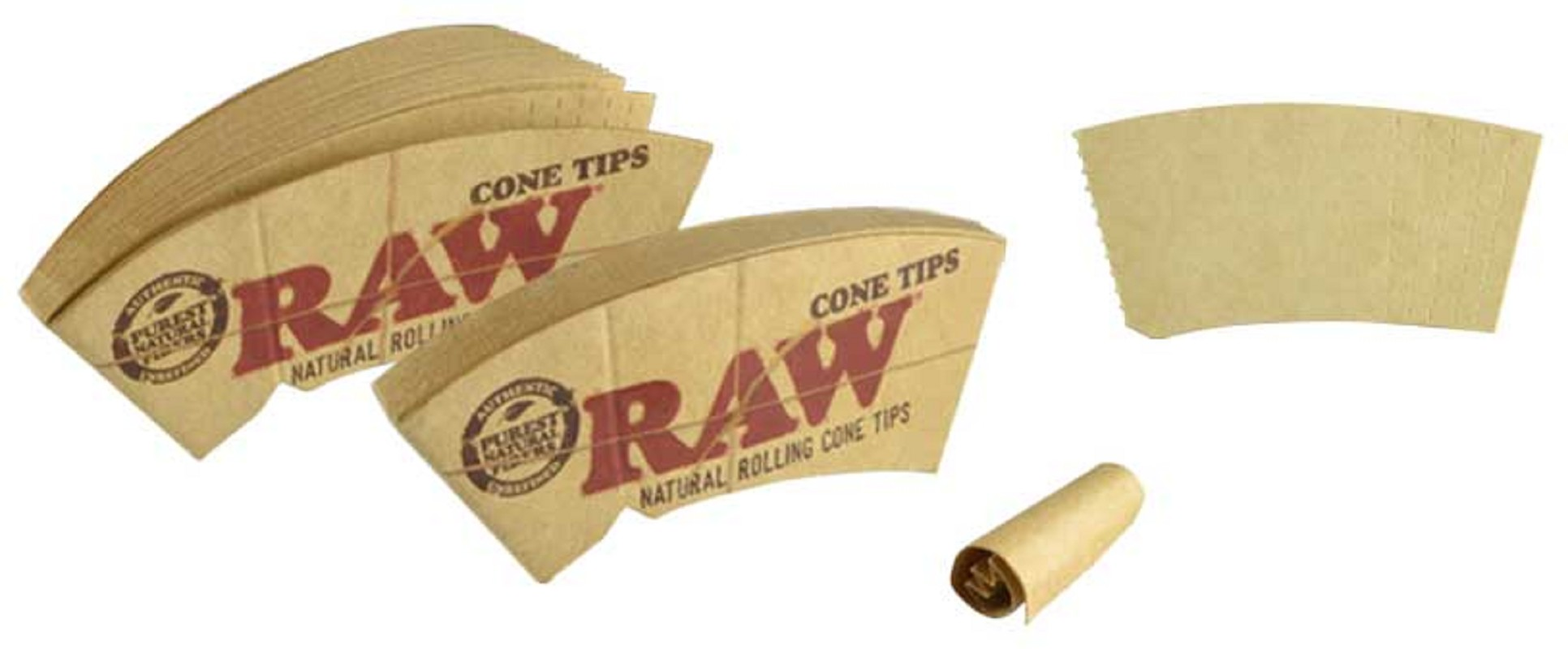 Raw Cone Tips (Filter)