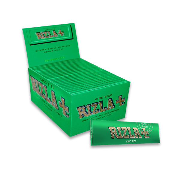 Rizla grün KingSize