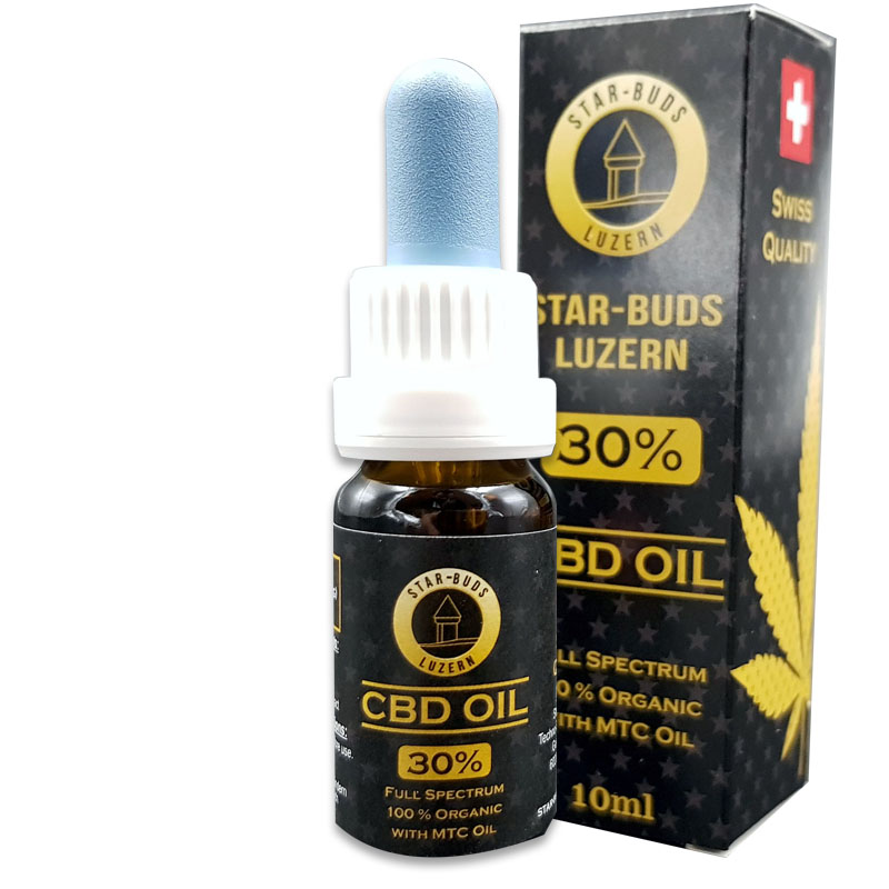 Starbuds CBD ÖL 30%