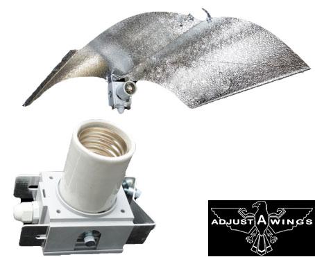 Adjust-A-Wings Enforcer M inkl. Fassung