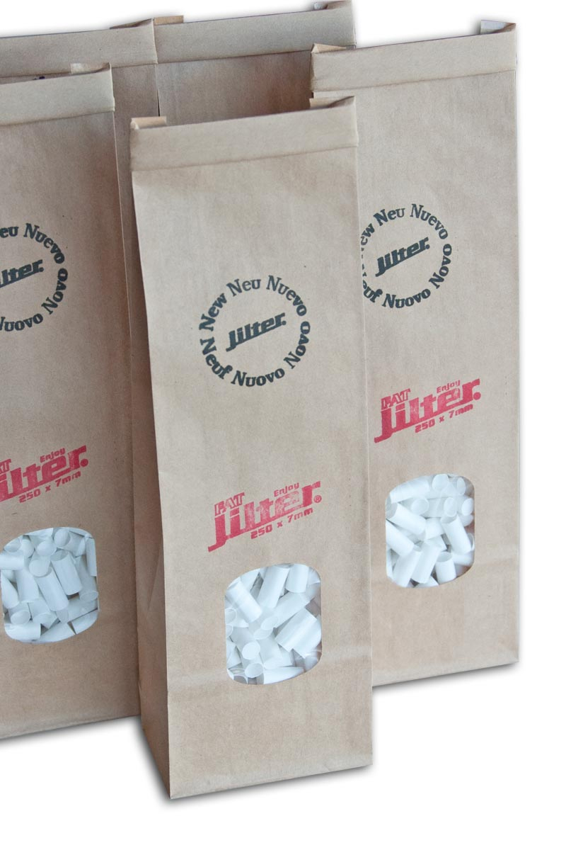 FAT Jilter Filter 7mm 250 Stück-Beutel