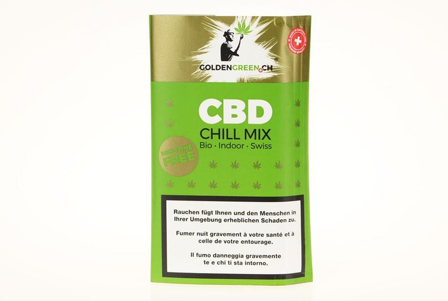 Knaster CBD Chill Mix
