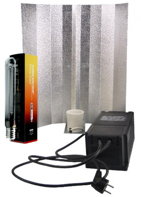 600 watt grow lampe. Black Bedroom Furniture Sets. Home Design Ideas