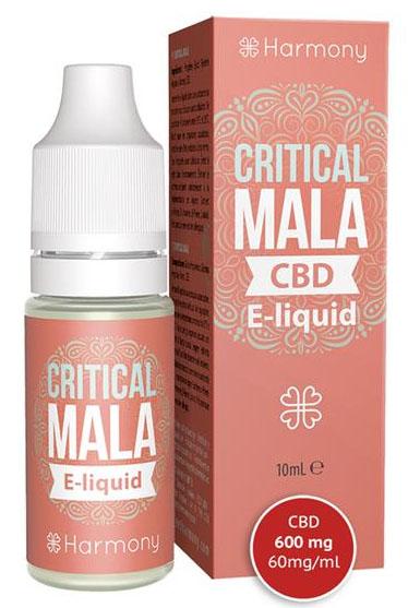 Harmony CBD-Liquid Critical Mala 10ml
