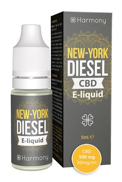 Harmony CBD-Liquid New York  Diesel 10ml