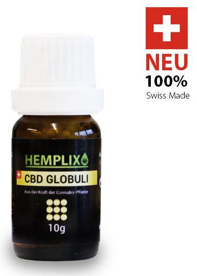 Hemplix Globuli 10g