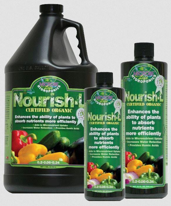Microbe Life Nourish-L Nährstoff-Zusatz