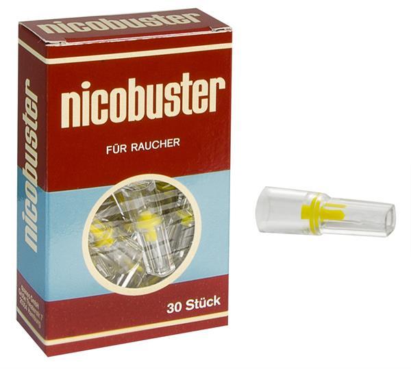 Nicobuster Filterspitzen 8mm Für Zigaretten