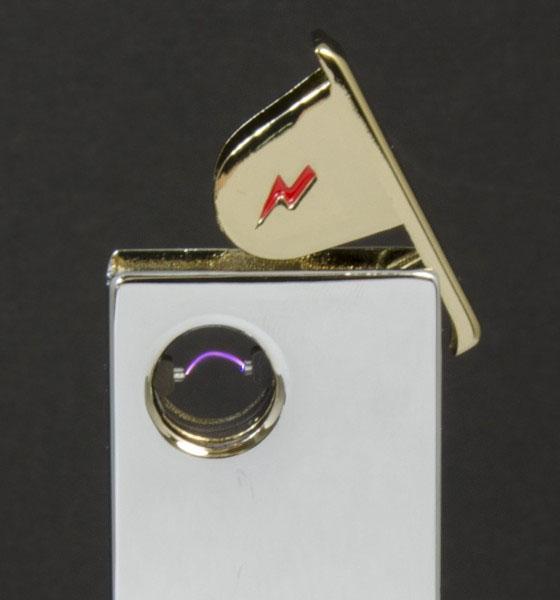 novi one beam plasma lighter lichtbogen feuerzeug. Black Bedroom Furniture Sets. Home Design Ideas