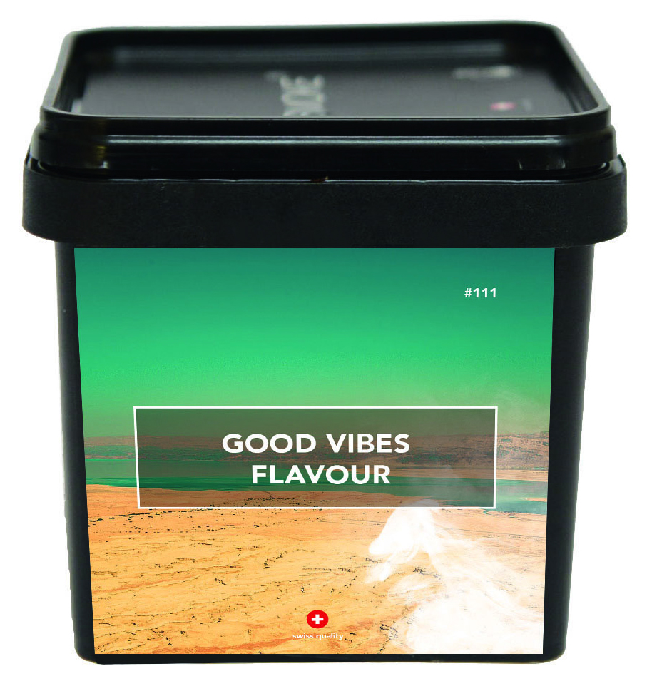 Ossy Smoke Good Vibes 250g