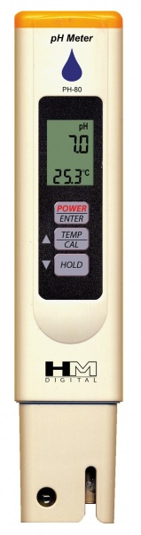 HM PH-80S pH-Messgerät digital