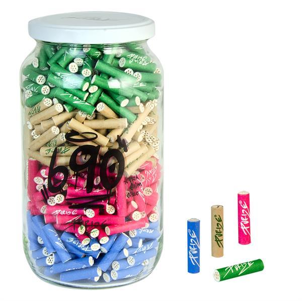 PURIZE Aktivkohlefilter XTRA Slim 4-farbig 690er Glas