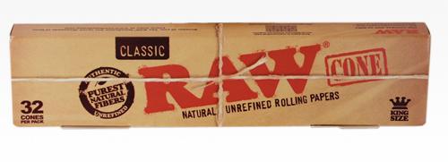 Raw Cones 32 Stk.