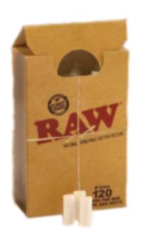 Raw Slim Filters 120 Stk.