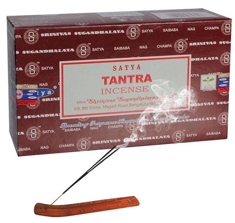 Satya Tantra Räucherstäbchen - tantrisches Erlebnis