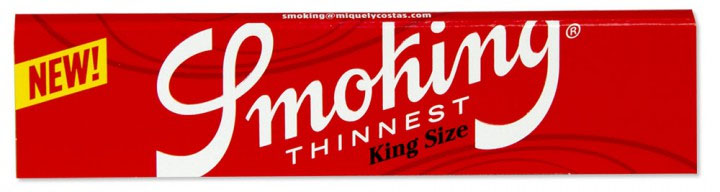 Smoking Thinnest Papers
