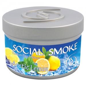Social Smoke Arctic Lemon 250g