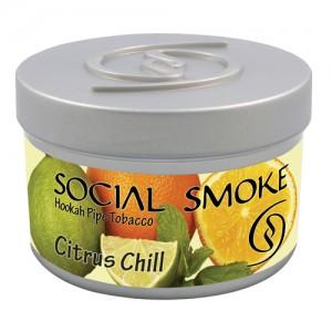 Social Smoke Citrus Chill 250g