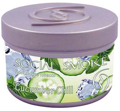 Social Smoke Cucumber Chill